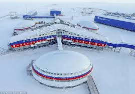 Image result for russia new arctic base