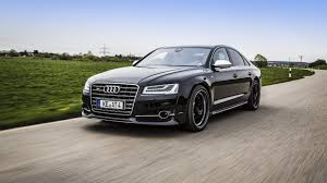 2015 Audi S8 By ABT Sportsline Review - Top Speed
