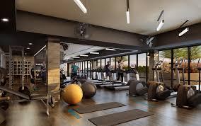 Best Gym Lighting Skyvue Gym Gym Room Home Gym Design Best Home Gym