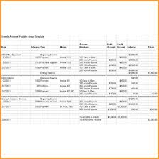 bookkeeping ledger template 7 bookkeeping ledger template excel types of letter