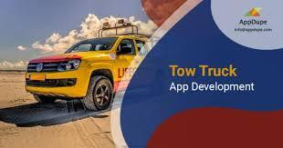 Tow truck service app, Illinois, 60642