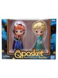 <b>Фигурка Bandai</b> Q Posket <b>Disney Characters</b>: Anna & Elsa, 85661 ...