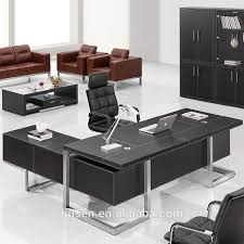 excellent desk office. big discount excellent quality high end executive desk leather cover office table