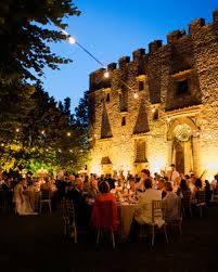 outside wedding lighting ideas. Plain Outside Outdoor Wedding Lighting Ideas From Real Celebrations Intended Outside D