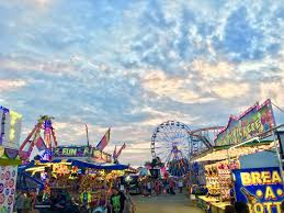 Wvmetronews State Fair Ceo Says Good Weather Show Lineup