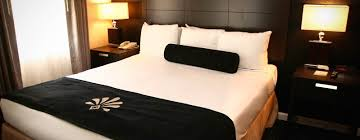 Loft Bedroom Privacy Las Vegas Resort Suites Alexis Park Resort