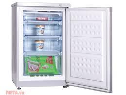 Tủ đông đứng Funiki HCF 116S (100 lít) - META.vn