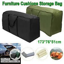 tvird garden furniture cushion storage