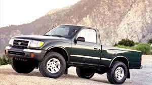 Toyota Tacoma Regular Cab 4WD '1998–2000 - YouTube