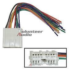 mitsubishi car stereo cd player wiring harness wire aftermarket mitsubishi car stereo cd player wiring harness wire aftermarket radio install
