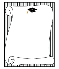 Scroll Template Printable Magdalene Project Org