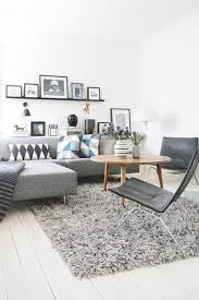 Black Furniture Living Room Ideas Stunning Eames Chairs White Black Living Room Httpideasforhome