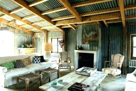 tin walls in bathroom corrugated metal bathroom walls fabulous divine home interior galvanized