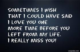 Miss You And Love You Quotes Extraordinary Best 48 Hand Picked Romantic Miss You Quotes And Messages With