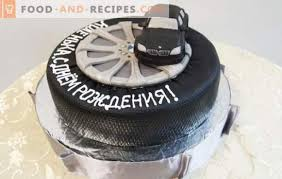A Birthday Cake For A Man Is The Sweetest Gift A Selection Of