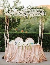 Wedding Sweetheart Table Ideas Weddings Romantique New Garden Wedding Reception Ideas Design