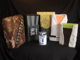 star wars themed gift wrapping