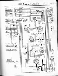 1964 chevelle wiring diagram figure a figure b