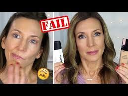 Foundation Friday Over 50 | <b>Double</b> Fail! Kosas Tinted Face <b>Oil</b> + ...