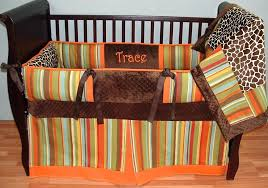 orange baby bedding top orange crib bedding orange camo baby bedding