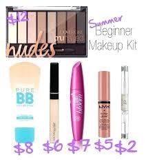 beginners makeup kit make up kit for beginners summer beginner makeup kit by on featuring elf