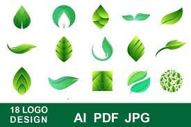 You can copy, modify, distribute and perform the work, even for commercial purposes, all without asking permission. Premium Set Of Leaf Design Logo Template 545925 Logos Design Bundles In 2020 Leaf Design Logo Logo Design Logo Templates