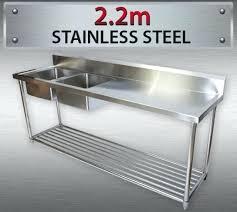 commercial kitchen sink. Commercial Kitchen Sink Pretty Sinks Stainless Steel Drain Stopper Y
