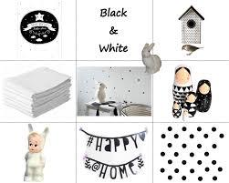 Zwart Wit In De Kinderkamer Ik Woon Fijn