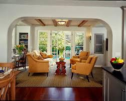 10 dekorasi ruang tamu terbuka yang cantik dan menarik desain