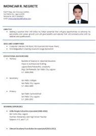 Sample Resume For Lecturer Job Best Of English Teacher Resumes Musiccityspiritsandcocktail