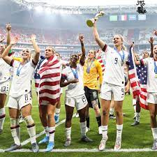 USWNT win 'long overdue' equal work ...