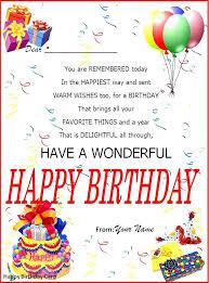 Birthday Cards Templates Birthday Invitation Card Background Happy Template Design Free