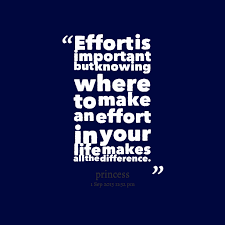 40 Effort Quotes And Sayings Impressive Make A Quote Picture