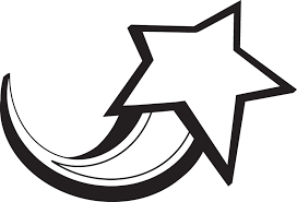 Star Award Clipart Black And White Clip Art Library