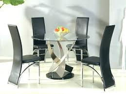 glass dining table sets small glass dining table for 2 small round glass dining table and