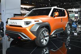 Toyota FT-4X Concept Revealed As The Millennial's FJ Cruiser ...