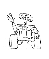 Wall-e coloring pages | Embroidery | Pinterest | Coloring pages ...