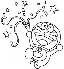 Bật mí 5 tranh tô màu doremon và doremi đáng yêu cho bé