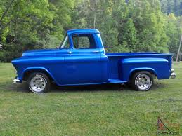2nd Series Chevy Pickup Frame Off Restoration