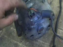 ford externally regulated alternator wiring ford externally regulated alternator wiring