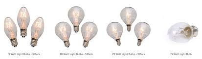 Scentsy 25 Watt Light Bulb Authentic Replacement