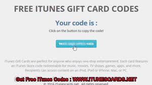 how to get free 50 itunes gift card codes july 2018