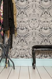 Patterned Wallpaper For Bedrooms 17 Best Images About Wallpaper On Pinterest Damasks Paper And