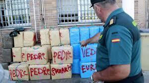 Resultado de imagen de Narcotrafico en el campo de Gibraltar