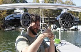 installing tower speakers on a boat Good Pictures Of Marine Wiring jl audio tower speakers Marine Wiring Color Code