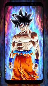 Goku ultra instinct HD wallpaper for ...