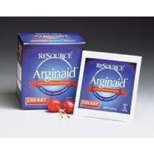 Resource® Arginaid® Cherry, 9.2g (Box of 14)