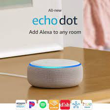 Loa thông minh Echo Dot 3, BH 12 Tháng