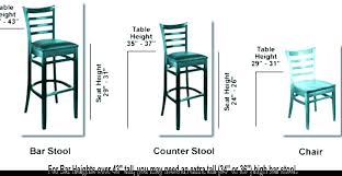 bar height table dimensions cafe table height stool height table standard bar height table table height