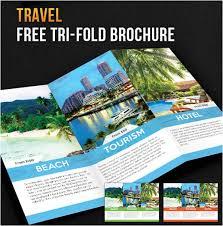 How To Make Travel Brochure Make A Travel Brochure Template Free Psd Travel Brochure Design